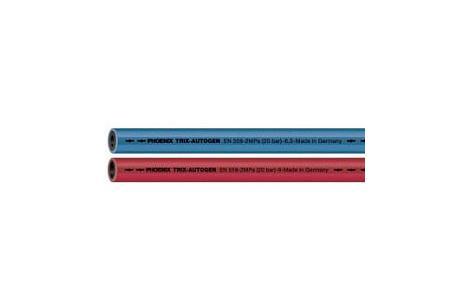 TRIX Acetyleenslang Rood 20 bar | DKMTools - DKM Tools