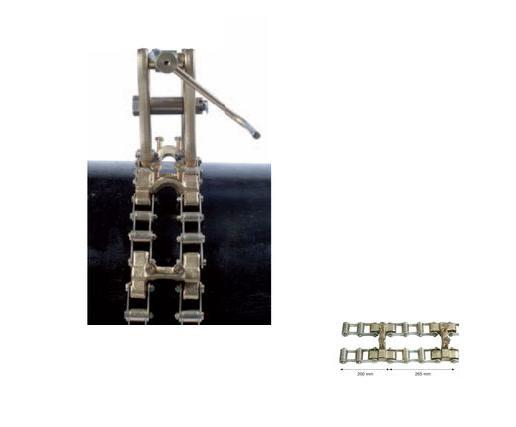 Kettingklemmen Dubbel D300 | DKMTools - DKM Tools