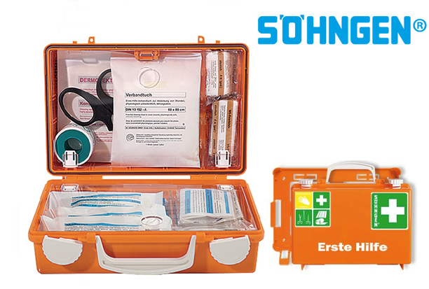 Sohngen EHBO kit klein Quick DIN 13157   DKMTools - DKM Tools