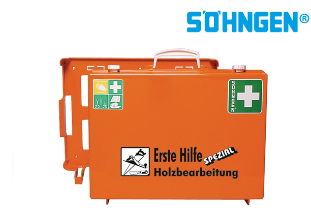 Sohngen EHBO koffer houtbewerking DIN 13157 | DKMTools - DKM Tools