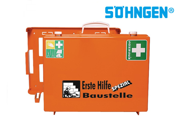 Sohngen EHBO koffer bouwplaats DIN 13157 | DKMTools - DKM Tools
