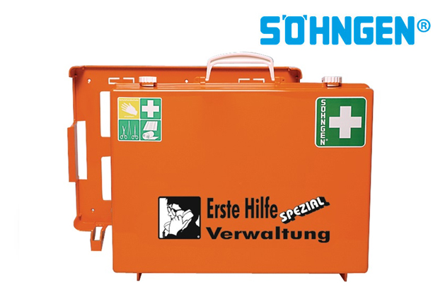 Sohngen EHBO koffer administratie DIN 13157   DKMTools - DKM Tools