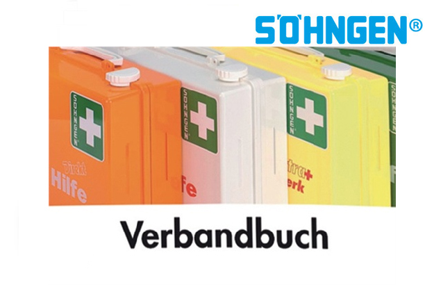 Sohngen Hulp log DIN A5 Opslag 5 jaar DIN A5   DKMTools - DKM Tools