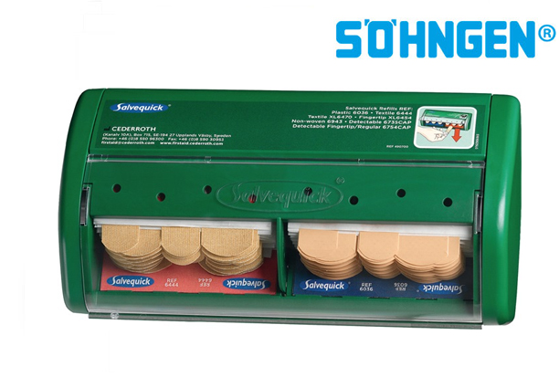 Sohngen Pleisterdispenser Salvequick | DKMTools - DKM Tools