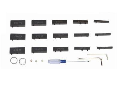 Toolbits Type ISE en ISP | DKMTools - DKM Tools
