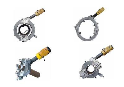 Elektrisch Pijpafkort en afschuinmachines OCE | DKMTools - DKM Tools