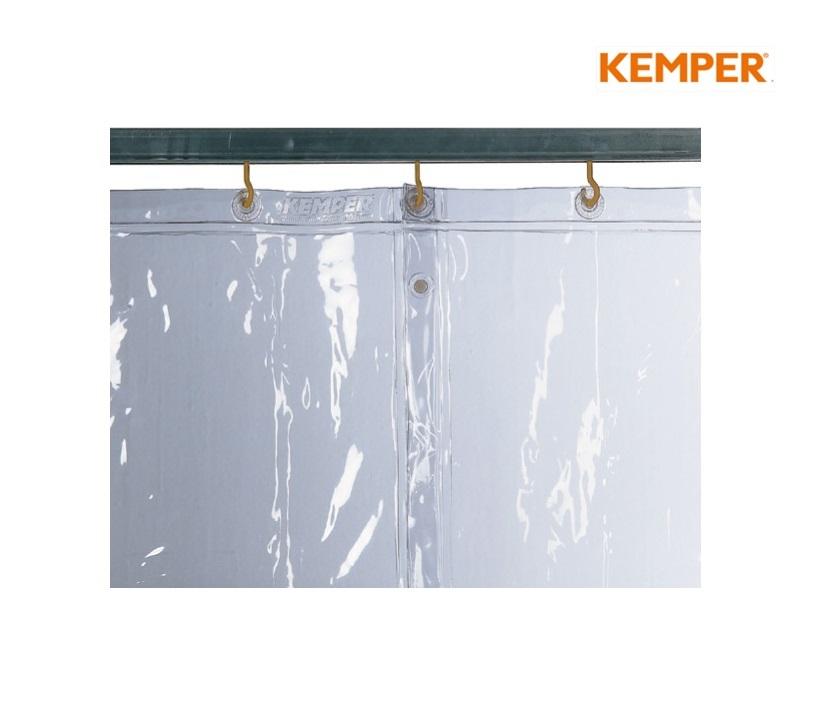 Kemper Lasgordijn S0 transparant | DKMTools - DKM Tools