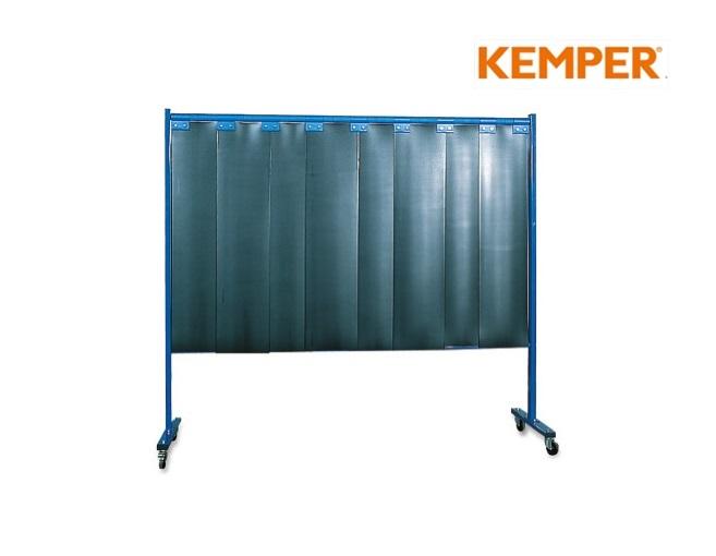 1 delige laswand met laslamellen Kemper | DKMTools - DKM Tools