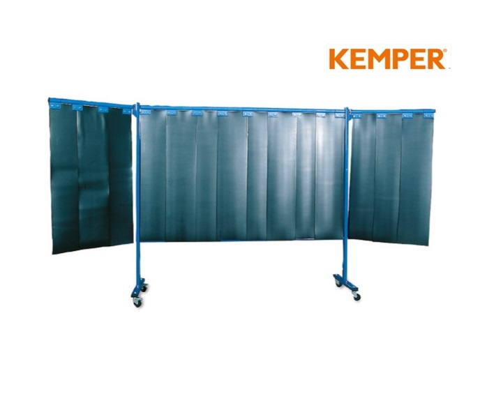 3 delige laswand met laslamellen Kemper   DKMTools - DKM Tools