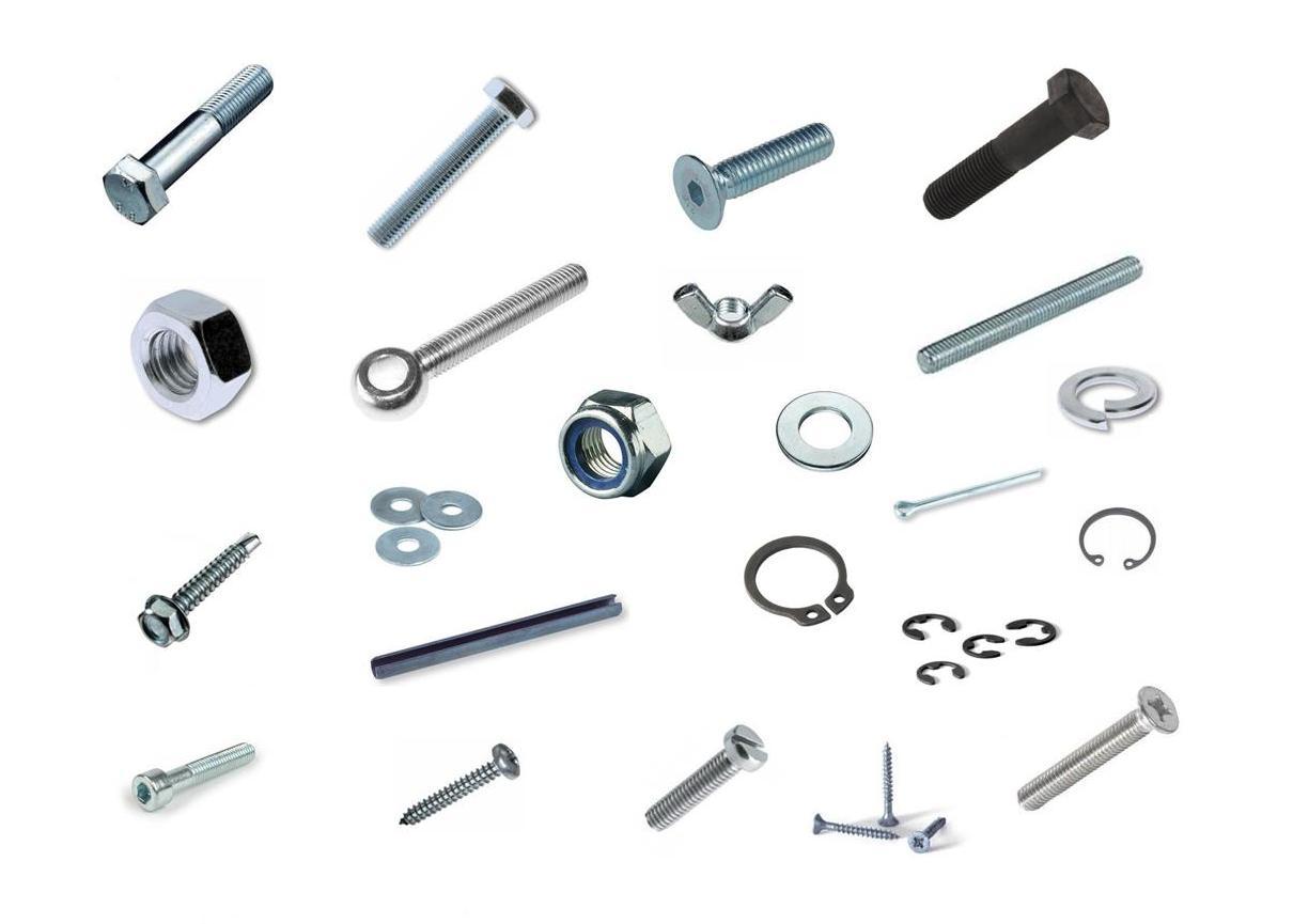 Bevestigingsmaterialen Staal | DKMTools - DKM Tools