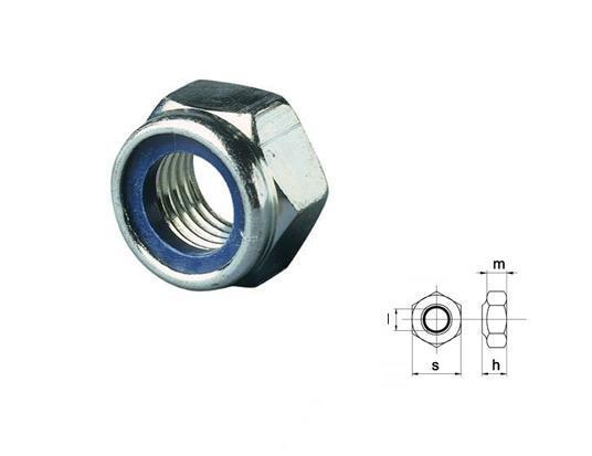 Borgmoer DIN 985 | DKMTools - DKM Tools