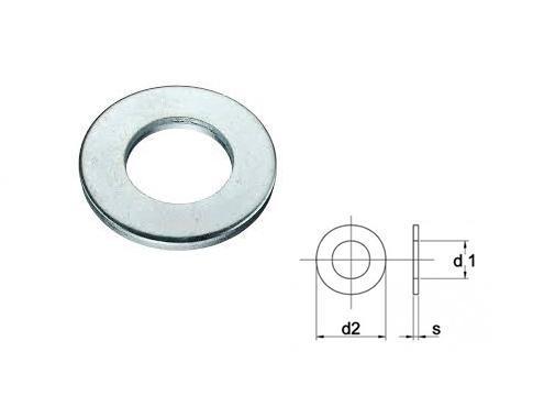 Sluitring Din 125A | DKMTools - DKM Tools