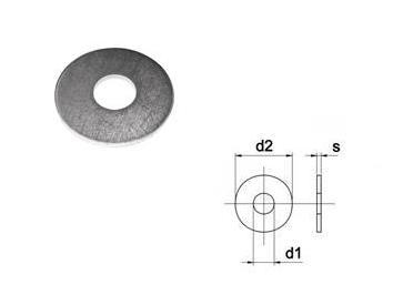 Sluitring Din 9021 Therm verzinkt | DKMTools - DKM Tools