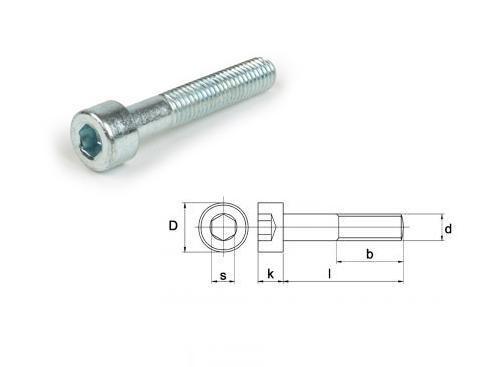 Binnenzeskant bout CK Din 912 | DKMTools - DKM Tools