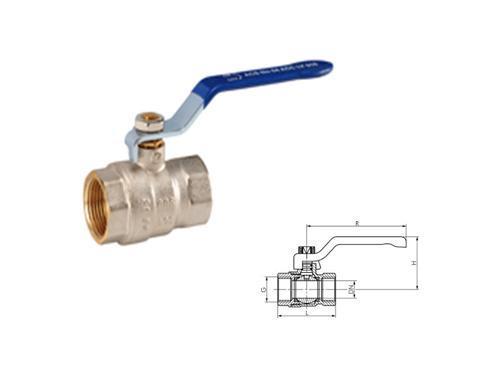 Messing Kogelkranen PN25 UNE EN 12165 | DKMTools - DKM Tools