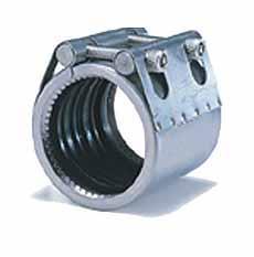 Pijpklem koppeling EPDM Grip type | DKMTools - DKM Tools