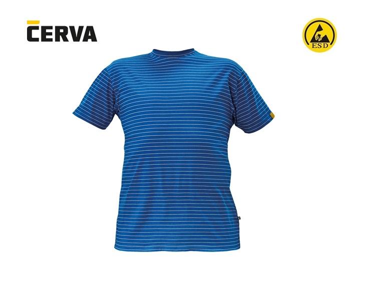 NOYO ESD T-shirt koningsblauw | DKMTools - DKM Tools