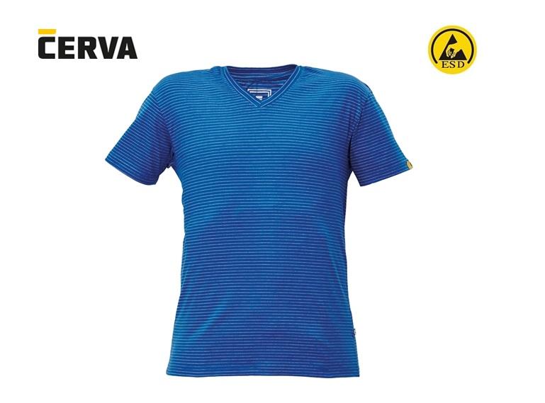 NOYO ESD V T-shirt koningsblauw | DKMTools - DKM Tools