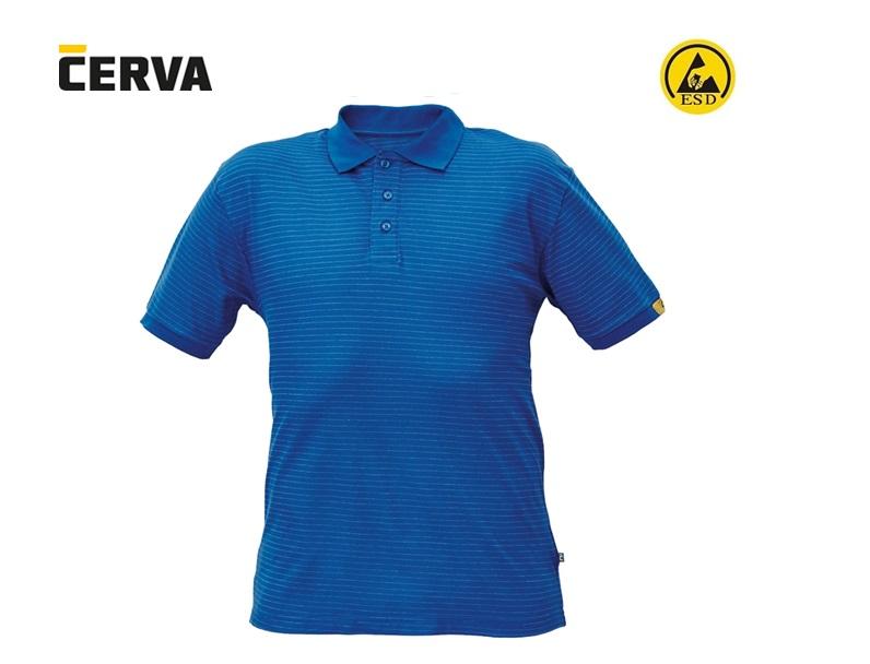 NOYO ESD polo-shirt koningsblauw | DKMTools - DKM Tools