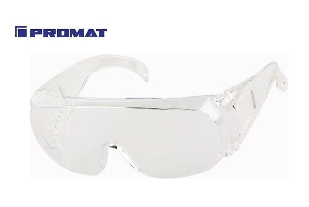 Veiligheidsbril bezoekers EN 166 | DKMTools - DKM Tools