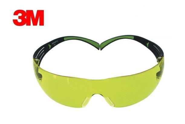 Veiligheidsbril securefit SF200 geel EN 166 | DKMTools - DKM Tools