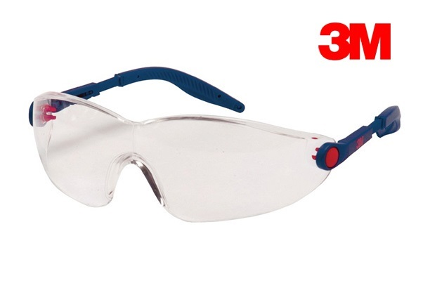 Veiligheidsbril 2740 2741 2742 EN 166 1FT helder | DKMTools - DKM Tools