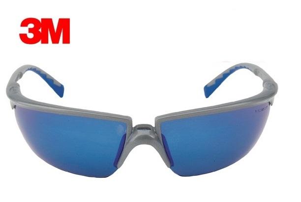 Veiligheidsbril SOLUS DIN EN166 EN170 1FT blauw | DKMTools - DKM Tools
