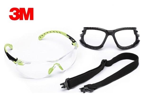 Veiligheidsbril Solus 1000 set EN166 EN170 | DKMTools - DKM Tools