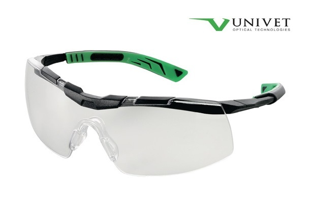 Veiligheidsbril 5X6 EN 166 FT K N | DKMTools - DKM Tools