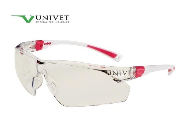 Veiligheidsbril 506 UP EN160 EN170 Rood | DKMTools - DKM Tools