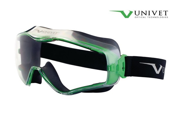 Veiligheidsbril volzicht 6X3 EN166 EN170 | DKMTools - DKM Tools