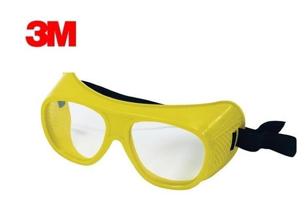 Veiligheidsbril volzicht EN166 voor brillendragers | DKMTools - DKM Tools