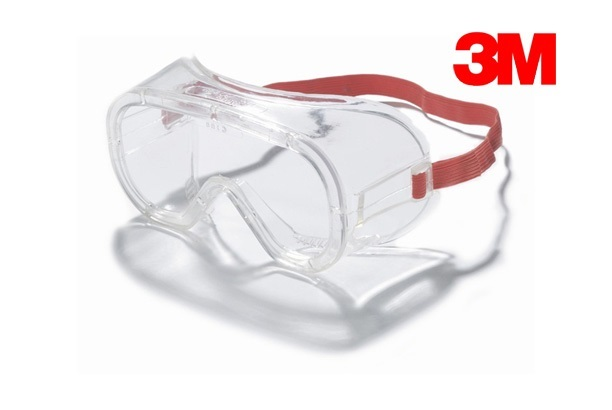 Veiligheidsbril volzicht Bud 48 AF EN166 | DKMTools - DKM Tools