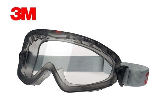 Veiligheidsbril volzicht EN170 geventileerd | DKMTools - DKM Tools