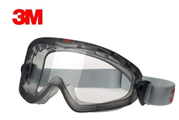 Veiligheidsbril volzicht EN170 zonder ventilatie | DKMTools - DKM Tools