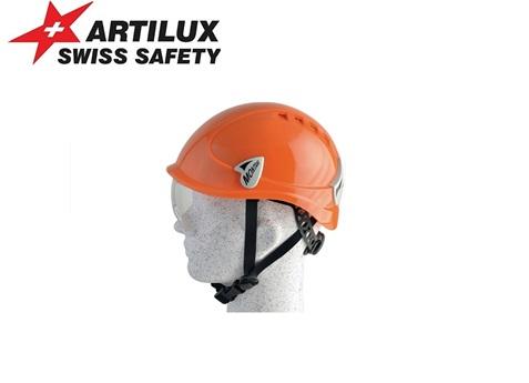 Schutzhelm Montana Roto PC EN 397 Oranje | DKMTools - DKM Tools