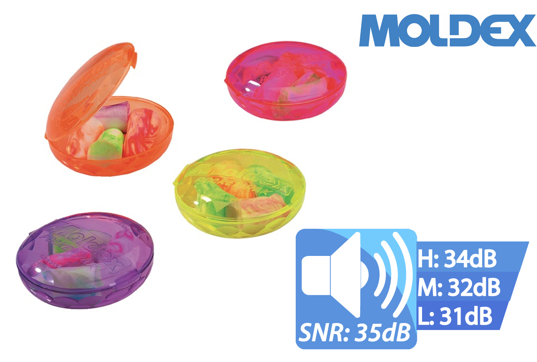 Moldex oordoppen box SNR 35 dB   DKMTools - DKM Tools