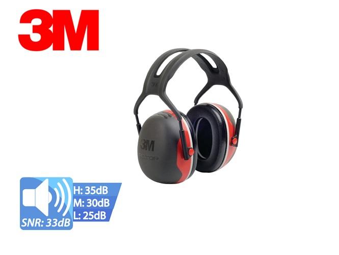 Oorbescherming X3A EN 352 1 SNR33   DKMTools - DKM Tools