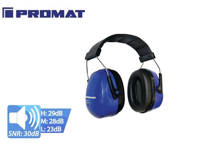 Oorbescherming capsules blauw SNR30dB   DKMTools - DKM Tools