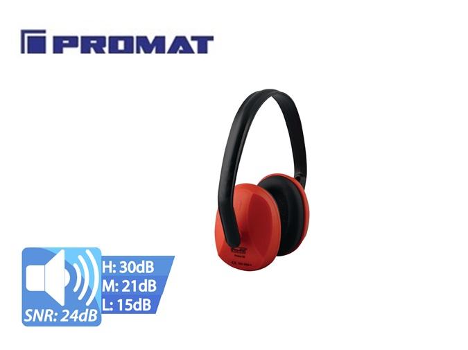 Oorbescherming Protec 24 EN 352 1 (SNR) = 24 dB   DKMTools - DKM Tools