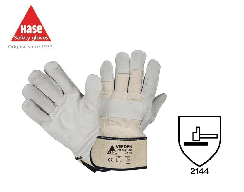 Handschoen Verden mt10 rundsplitleer | DKMTools - DKM Tools