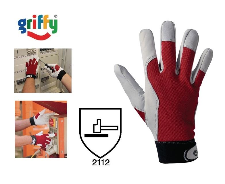 Geitennappa handschoen EN388 | DKMTools - DKM Tools