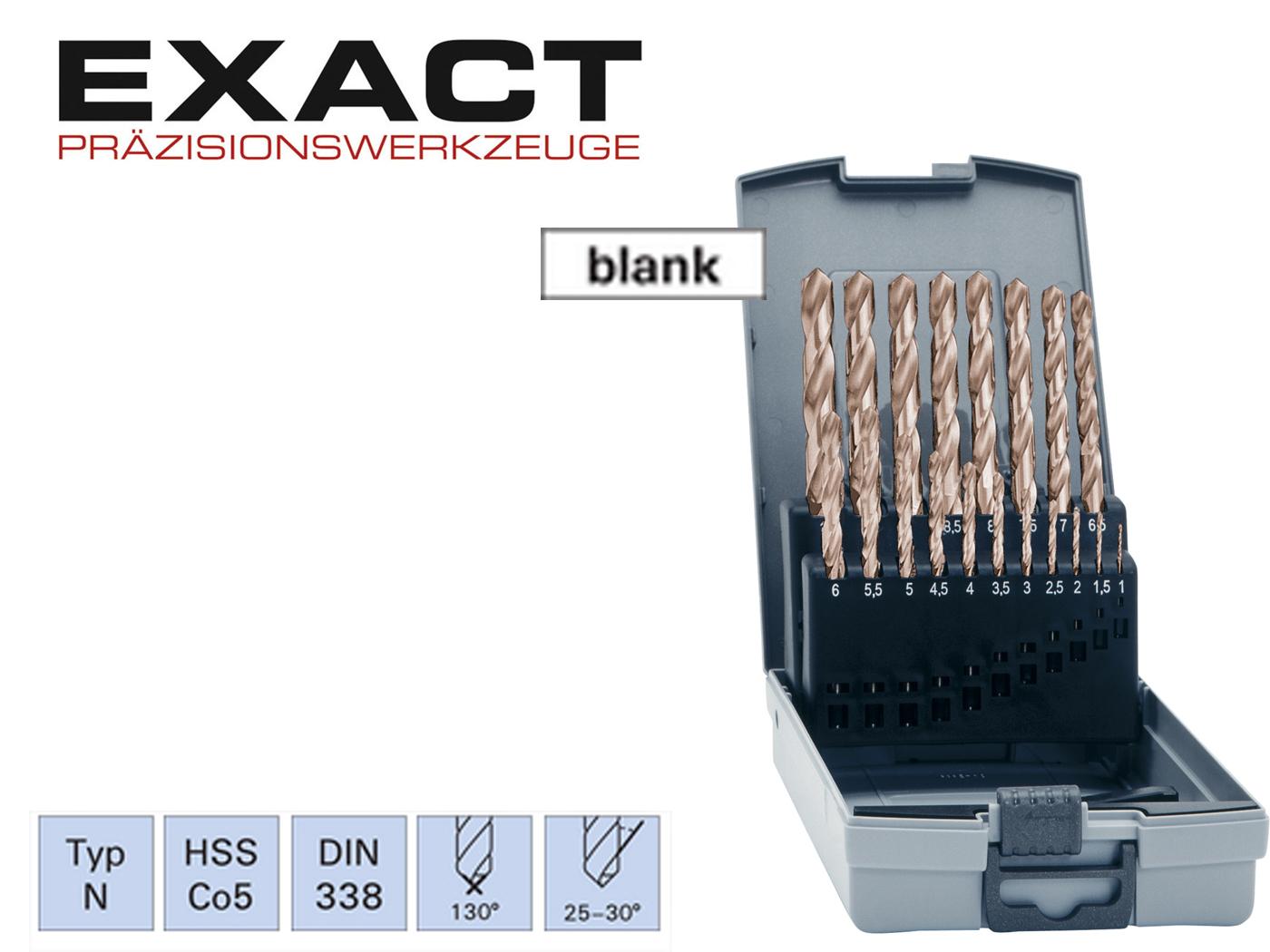 Spiraalborenset DIN 388 N HSSECo5 | DKMTools - DKM Tools