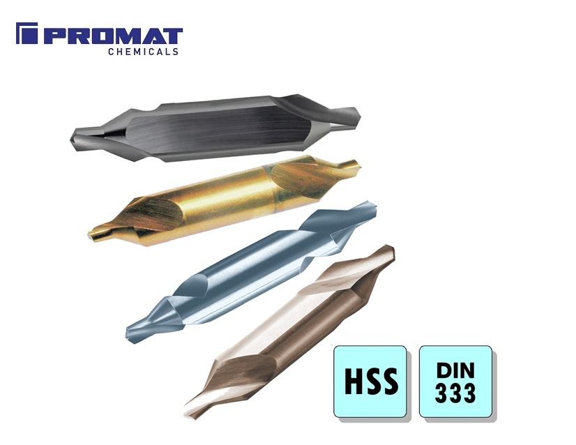 Centreerboren DIN 333 | DKMTools - DKM Tools