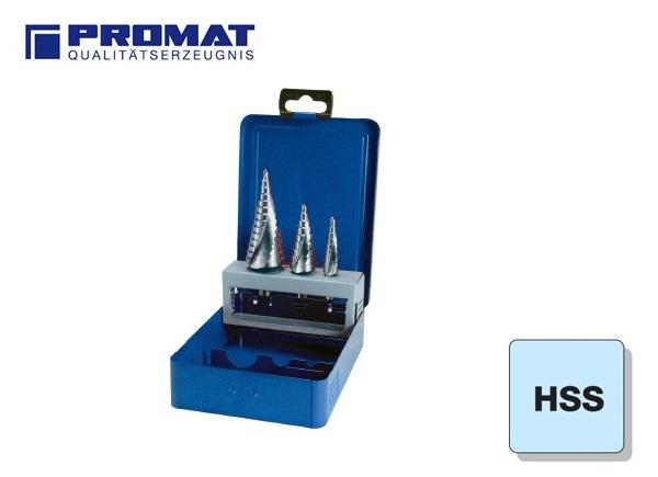Trappenboorset HSS | DKMTools - DKM Tools