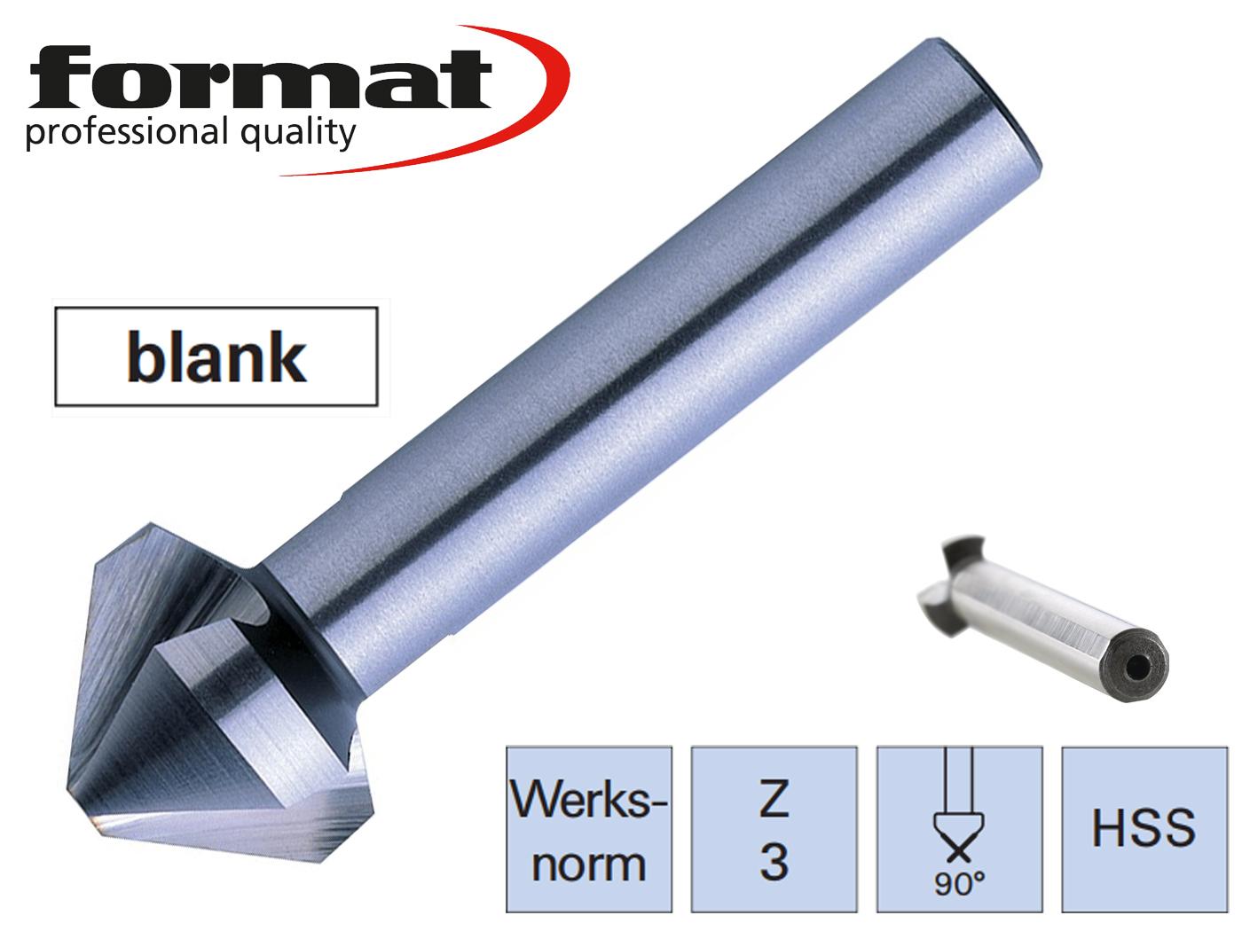 verzinkboor DIN 335C HSS ADVANCED Exact | DKMTools - DKM Tools