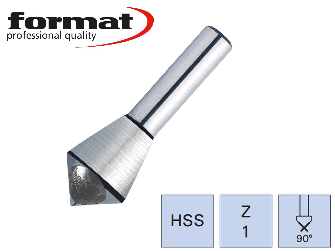 verzinkboren QL HSS 90G FORMAT | DKMTools - DKM Tools