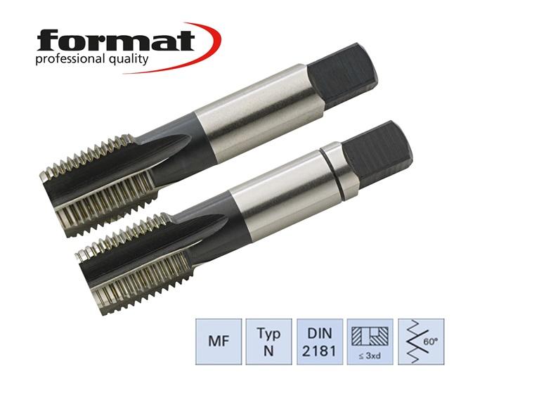 Handtappensets metrisch fijn DIN 2181 | DKMTools - DKM Tools