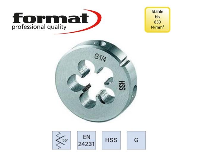 Snijplaat G DIN EN 24231. geslepen | DKMTools - DKM Tools