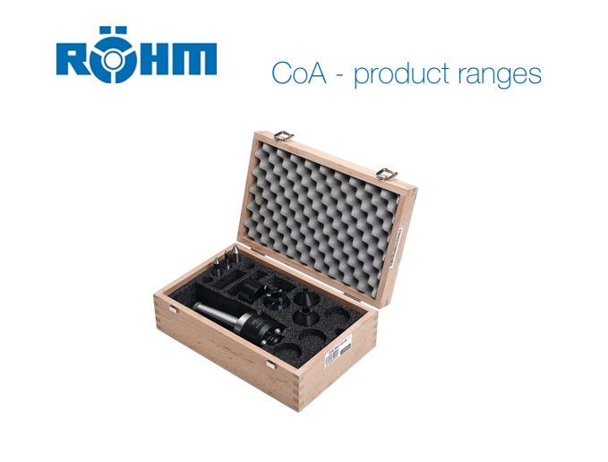 Centerpunt constant front meenemer CoE Set | DKMTools - DKM Tools